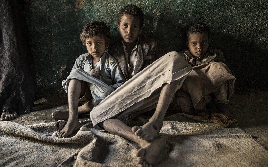 Jameela's children