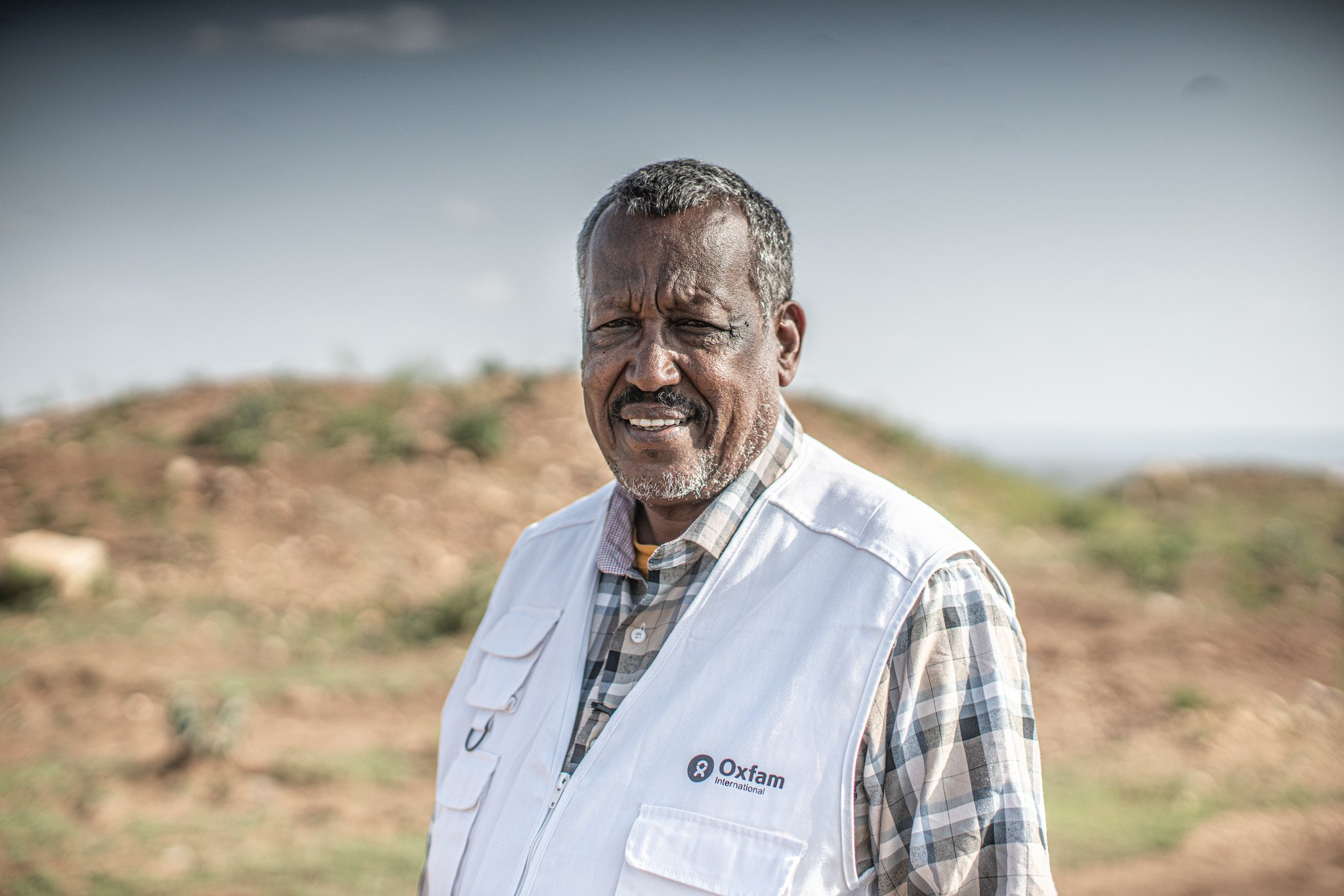 Million Ali is a program officer and livelihoods expert for Oxfam, based in Jijiga in the Somali Region.