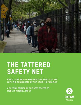 The tattered safety net