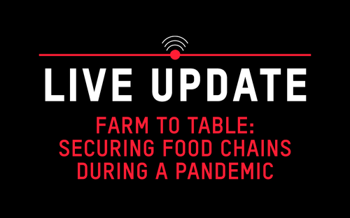 Farm-to-Table: Securing Food Chains During a Pandemic