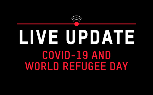 COVID-19 and World Refugee Day
