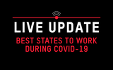 Best States to Work During COVID-19