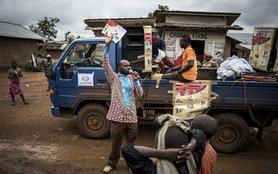 Oxfam Ebola Response - Community Awareness