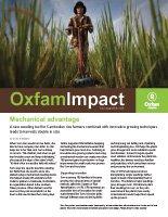 Oxfam America-Impact-March 2011-thumbnail
