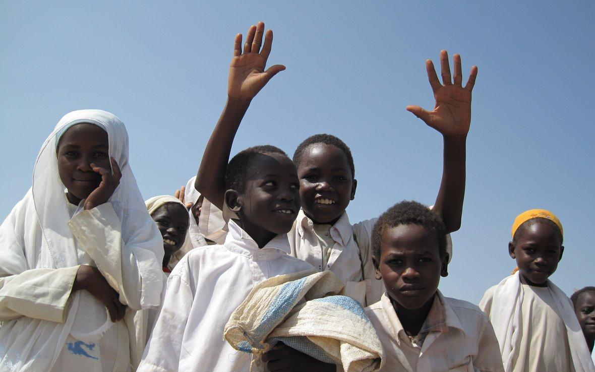 darfur-children