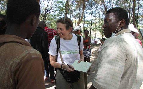 haiti-coco-interviewing