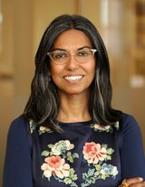 Photo of Smita Singh, Chair